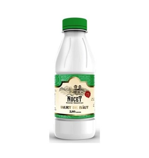 Imagine Iaurt de baut Nucet 2.8% grasime, 400 gr.