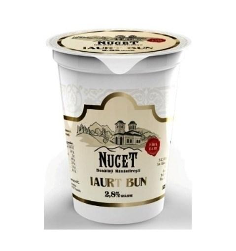 Imagine Iaurt Nucet 2.8% grasime, 125 gr.