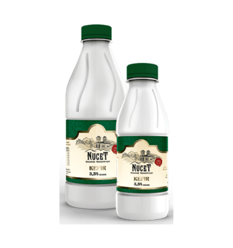 Imagine Kefir Nucet, 3.5% grasime, 400 gr.