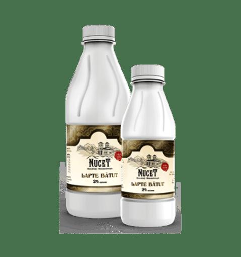 Imagine Lapte batut Nucet 900 gr.