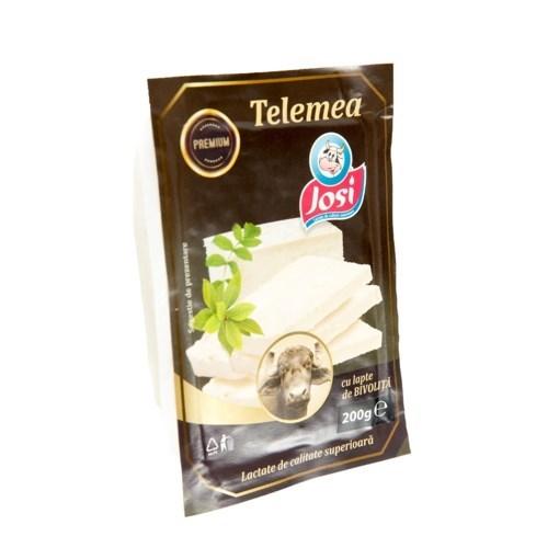 Imagine Telemea cu lapte de bivolita Josi, 200 gr.