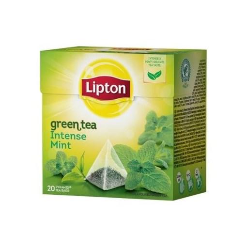 Lipton Piramide Intense Mint