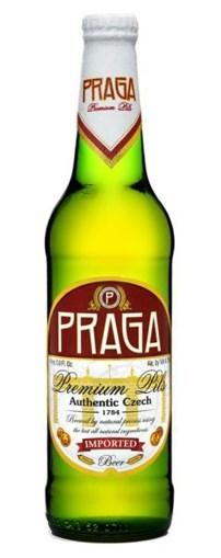 Imagine Bere Praga Premium Pils, 330ml