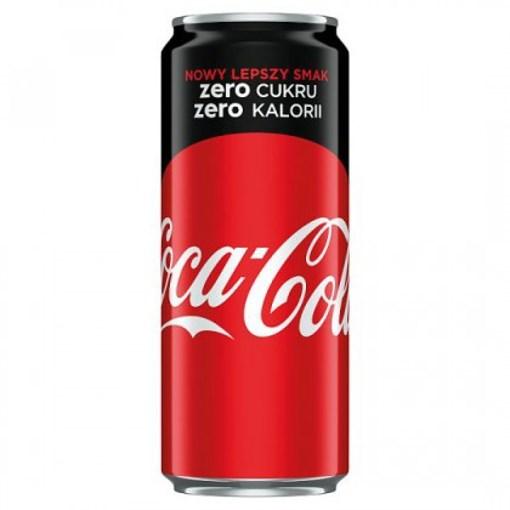 Imagine Coca-Cola Zero 330 ml
