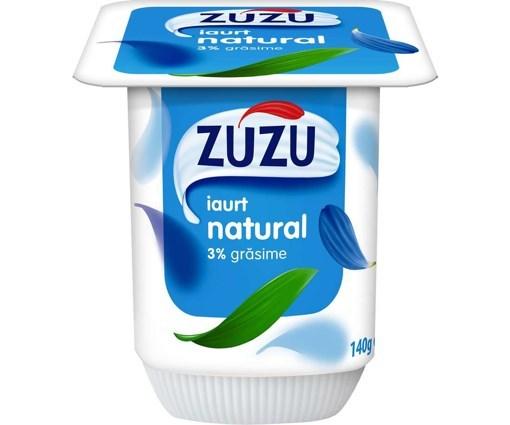 Imagine Iaurt Zuzu natural, 125g