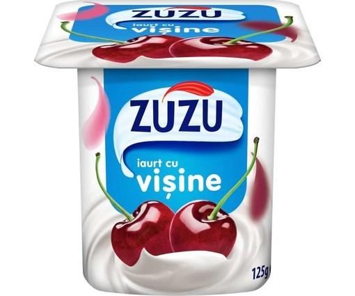 Imagine Iaurt Zuzu visine, 125 gr.