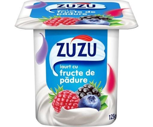 Imagine Zuzu Iaurt cu Fructe de Padure 125 g