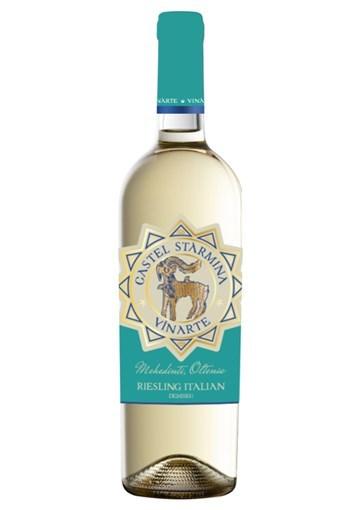 Vin Vinarte Castel Starmina Riesling Italian Demisec 0.75l