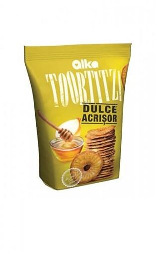 Toortitzi gust dulce-acrisor Alka  80g