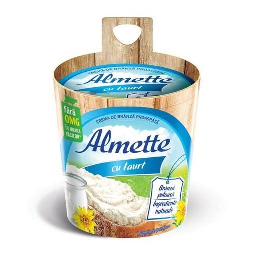 Crema de branza proaspata Almette cu iaurt 150g