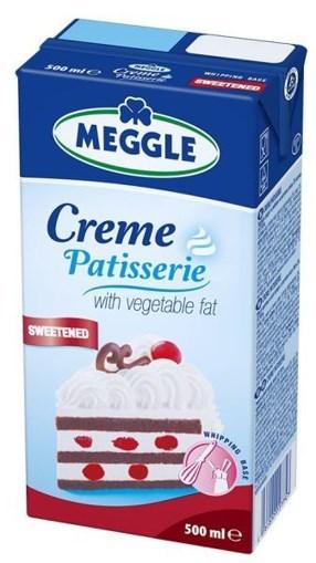 Imagine Creme Patisserie Meggle 500ml