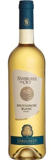 Imagine Vin Samburel de Olt Sauvignon Blanc Demisec, 0.75L