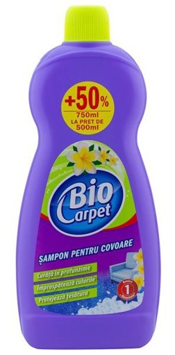 Imagine Sampon Covoare Biocarpet 500+250ml