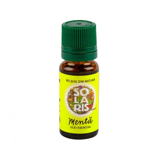 Imagine Ulei Esential Menta Solaris 10ml