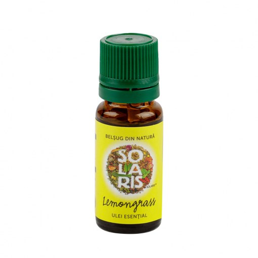 Imagine Ulei Esential Lemongrass Solaris 10ml