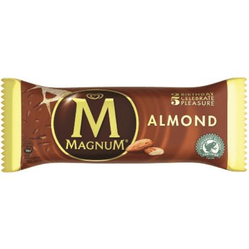 Imagine Inghetata Magnum Almond, 120 ml