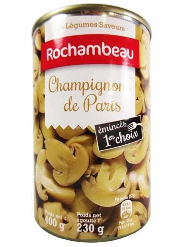 Imagine Conserva Ciuperci Champignon de Paris Rochambeau 400g