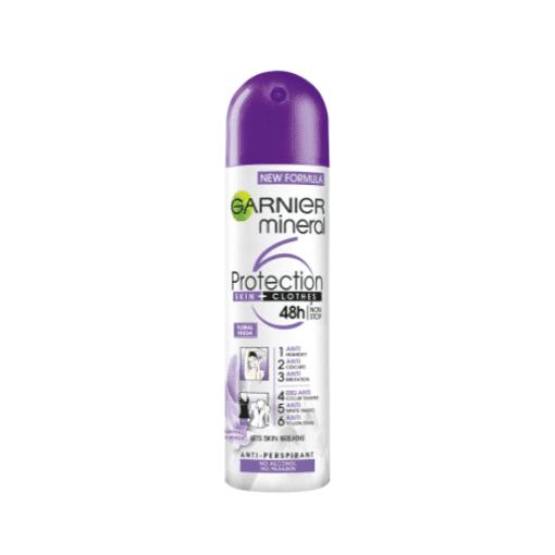 Imagine Deodorant Spray Garnier Mineral Deodorant Floral Fresh 150ml