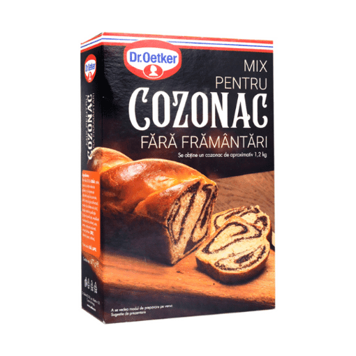 Imagine Mix Praf Cozonac Dr. Oetker 677g