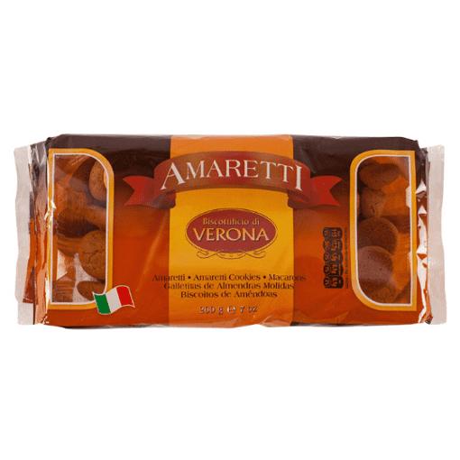 Imagine Biscuiti  cu Amaretti Biscottificio di Verona 200g