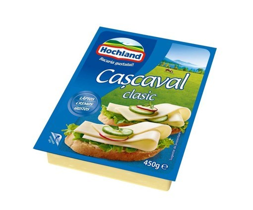 Imagine Cascaval Hochland Clasic 450g