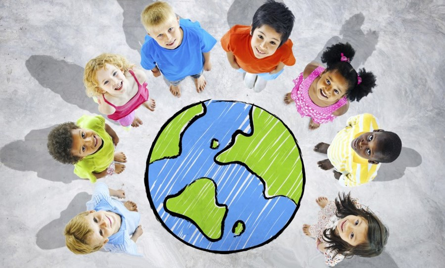 1 Iunie - Ziua Internationala a Copiilor