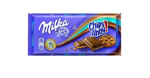 Imagine Milka Chips Ahoy 100g