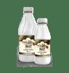Imagine Lapte batut Nucet 2% grasime 400 grame
