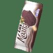 Imagine Inghetata Betty Moana Lux ciocolata cu glazura de ciocolata si alune 110ml/55gr