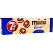 Imagine 7Days mini biscuiti cu vanilie 100gr