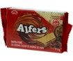 Imagine Alfers Napolitane Cu Crema Cacao Si Rom 170G