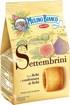 Imagine Barilla Mulino Bianco Settembrini 250 grame