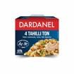 Imagine Dardanel Salata De Ton cu 4 Cereale 185g