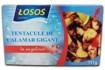 Imagine Losos Tentacule calamar Gigant in sos galician 111 grame