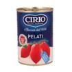 Imagine Rosii Decojite Cirio 400 gr