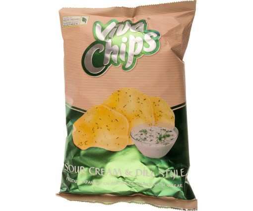Imagine Chips Viva Smantana si Ceapa, 100 g