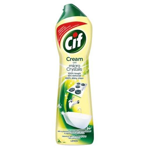 Imagine Cif Cream Lemon 500ml