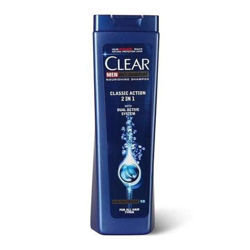 Imagine Sampon Clear Men Clasic Action 2in1 250ml
