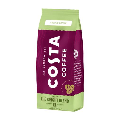 Imagine Cafea macinata Costa Coffee Bright Blend 200g