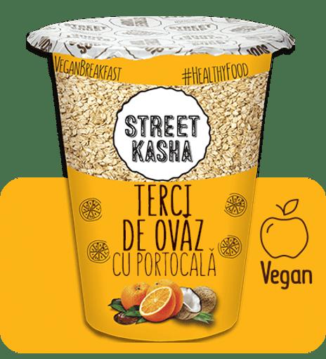 Imagine Terci de Ovaz cu Portocala Street Soup 50g