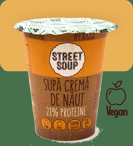 Imagine Supa Crema de Naut Street Soup 50g