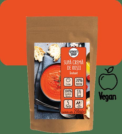 Imagine Supa Crema de Rosii Instant Street Soup 250g