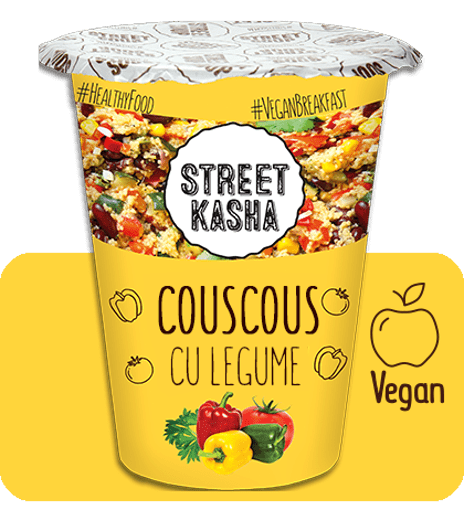 Imagine Couscous cu Legume Street Soup 50g