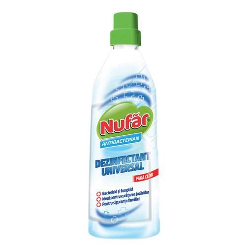 Imagine Dezinfectant antibacterian Nufar 750ml