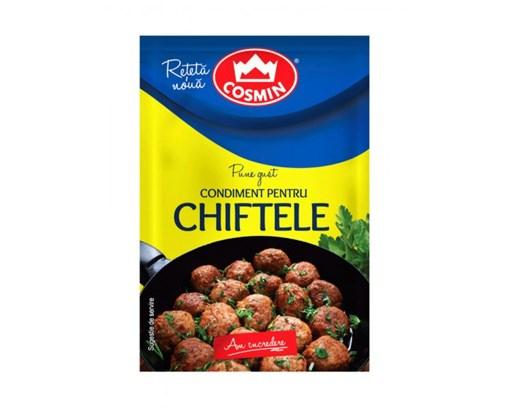 Imagine Condiment pentru Chiftele Cosmin 20g