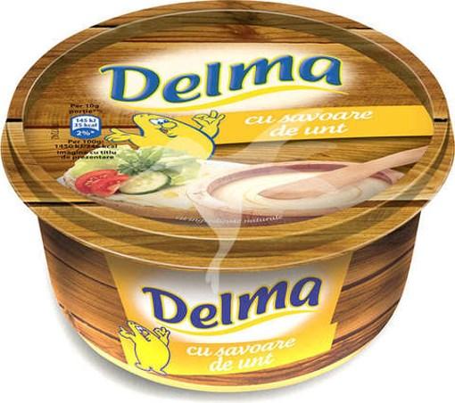 Imagine Margarina Delma cu Savoare de Unt 500g