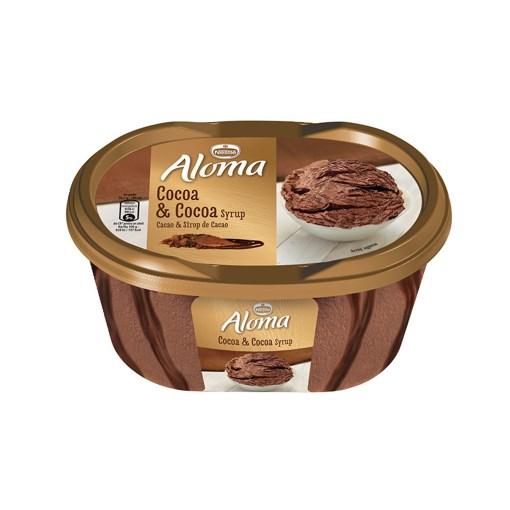 Imagine Inghetata Ciocolata Aloma 1l