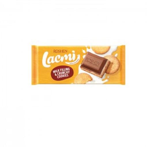 Imagine Roshen Lacmi Milk and biscuits 115g