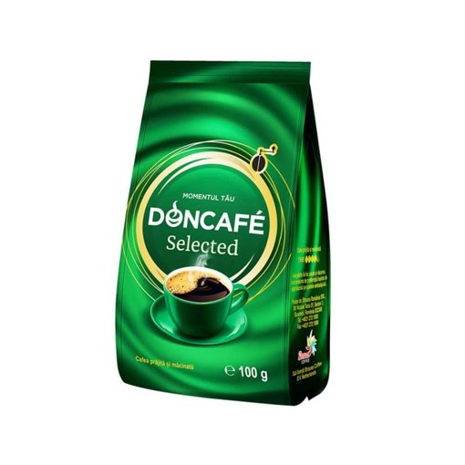 Imagine Cafea Macinata Doncafe Selected 100g