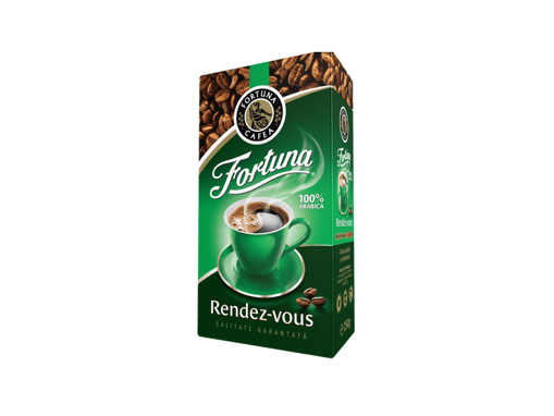 Imagine Cafea Macinata Fortuna Rendez-Vous 250g